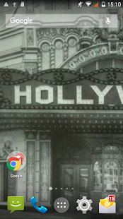 Old Hollywood Sign Premium WP - screenshot
