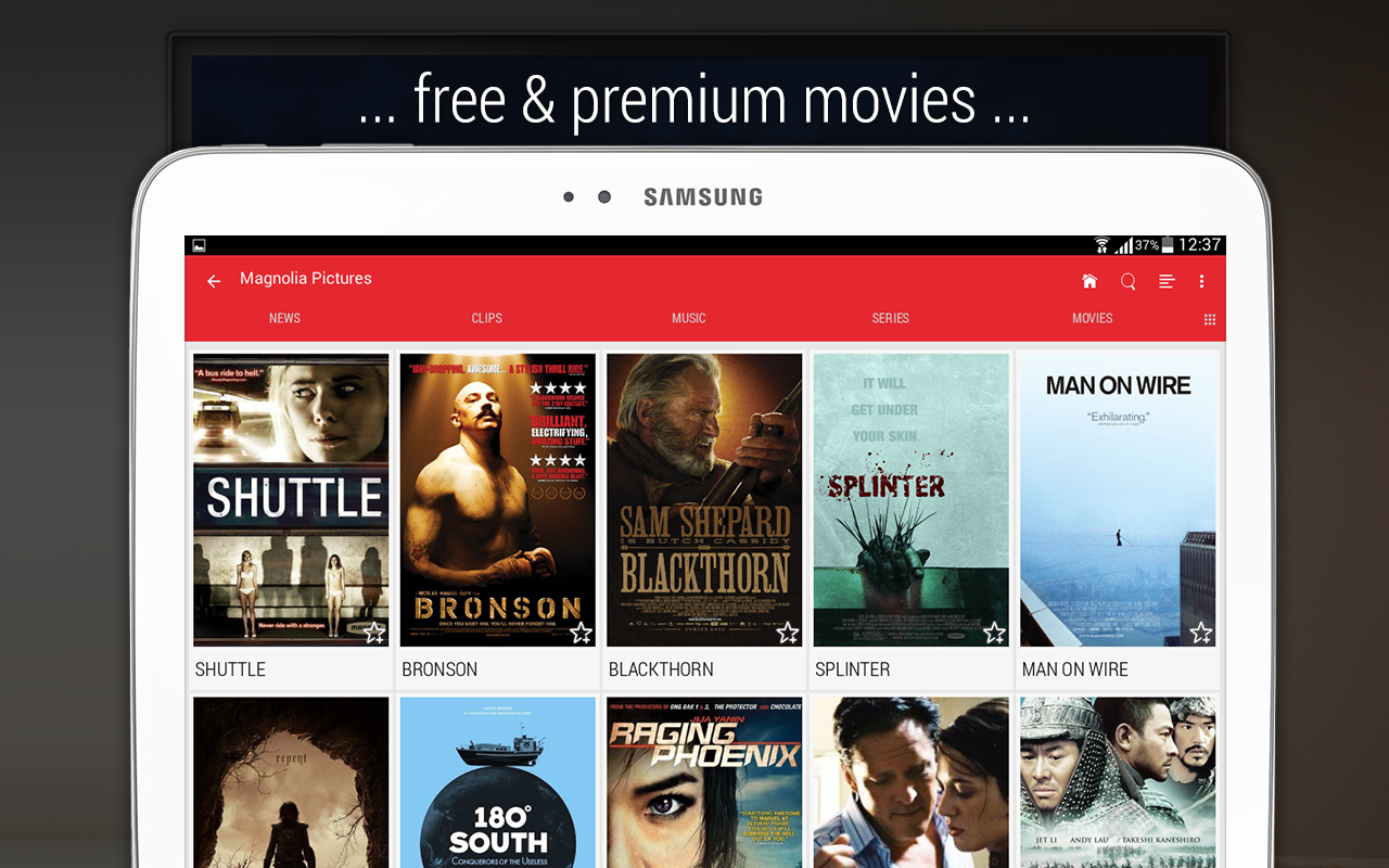 Flipps – Movies, Music & News Screenshot 10