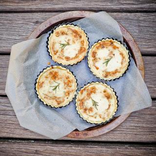Olive Oil Pastry Quiche Recipes