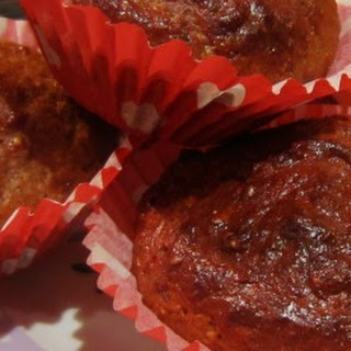 Carrot Cake Protein Muffin