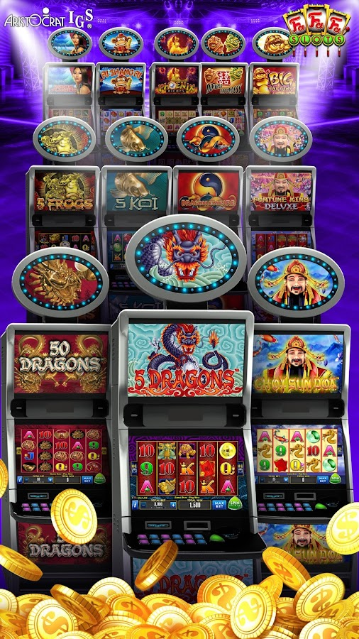 FaFaFa - Real Casino Slots Screenshot 0
