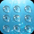 Lock screen - water droplets APK for Bluestacks