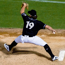a knight in the pen by JERry RYan - Sports & Fitness Baseball