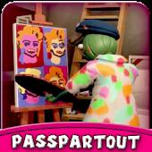 Guide Passpartout: The Starving Artist