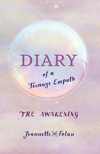 Diary of a Teenage Empath cover