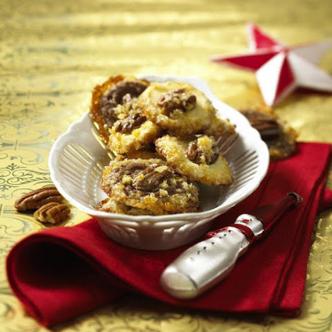 Two Types of Pecan Cookies