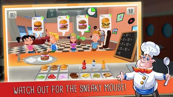 Burger Rush- screenshot thumbnail