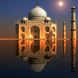 taj mahal by Christian Heitz - Buildings & Architecture Public & Historical