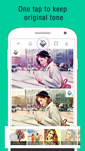 Photo Cartoon Camera- PaintLab screenshot 8