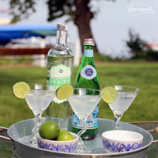 Cucumber Cooler Martinis
