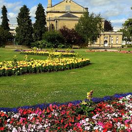 Imperial Gardens, Cheltenham by Helen Roberts - City,  Street & Park  City Parks
