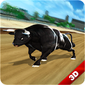 Game Angry Bull Racing Fever APK for Windows Phone