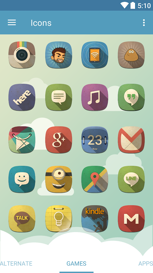 Morning UI Icon Pack Screenshot 4
