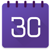 App Business Calendar 2 version 2015 APK