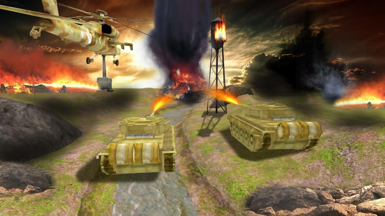 Clash of Tanks Screenshot 2