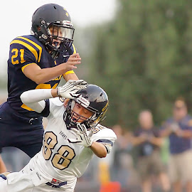 Decatur Central VS Mooresville 20 by Oscar Salinas - Sports & Fitness American and Canadian football (  )