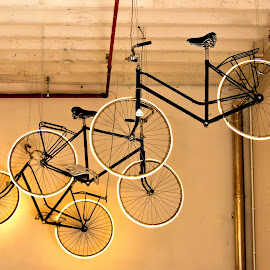 by Heather Aplin - Transportation Bicycles