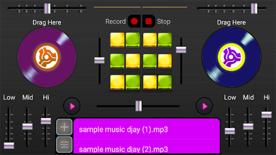 DJ Studio5 - Free Player Mixer - screenshot