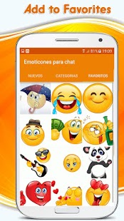App Emoticons, emoji stickers for whatsapp apk for kindle fire