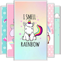 Kawaii Unicorn Wallpaper For PC Download / Windows 7.8.10 / MAC