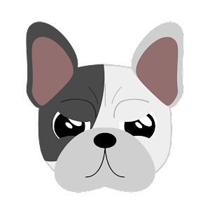 Frenchiemoji Stickers Lite