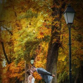 Wedding5 by Josip Ćutunić - Wedding Bride & Groom