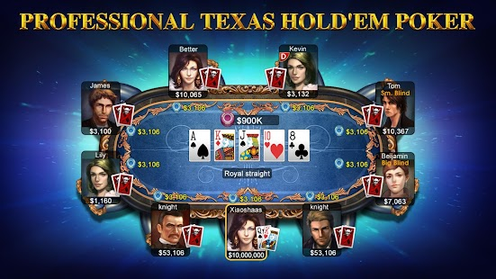 DH Texas Poker - Texas Hold'em for pc