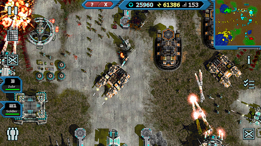 Machines at War 3 RTS - screenshot