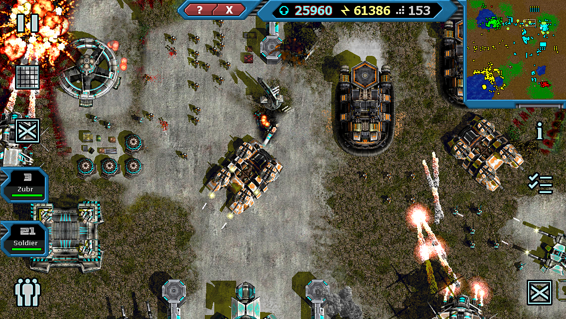 Machines at War 3 RTS Screenshot 5