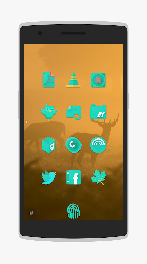 Elvan - Icon Pack (Beta) Screenshot 3