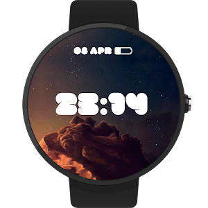 Clodo Android Wear Watch Face