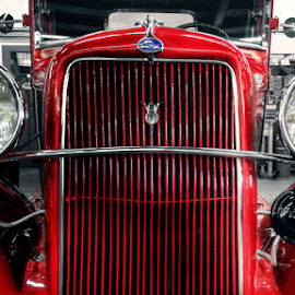 1934 Ford by Todd Reynolds - Transportation Automobiles