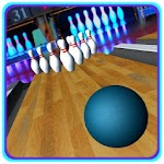 The Bowling Alley 3D Icon