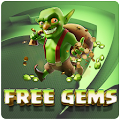 App ✔ COC GEMS : FREE TRICKS & TIP APK for Windows Phone