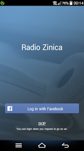 Radio Zinica - screenshot