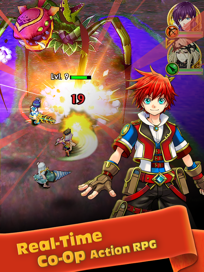 Colopl Rune Story Screenshot 13