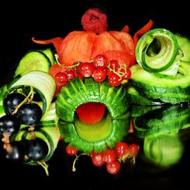 fruits and vegetables by LADOCKi Elvira - Food & Drink Fruits & Vegetables ( fruits,  )
