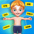 Free Download My Body Parts - Human Body Parts Learning for kids APK for Samsung