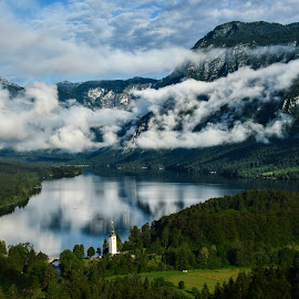 Lepote Bohinja by Bojan Kolman - Landscapes Travel (  )