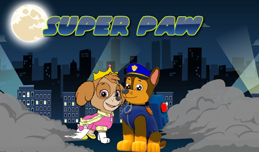 Paw runner helps puppy patrol For PC