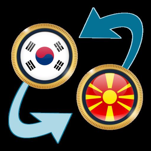 Android aplikacija S Korea Won x Macedonian Denar na Android Srbija