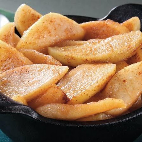 Slow-Cooker Stewed Cinnamon Apples