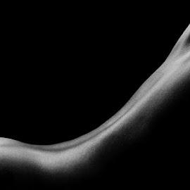 Nude by Brian Pierce - Nudes & Boudoir Artistic Nude ( model, nude, christiane, bodyscape, portfolio, portrait,  )