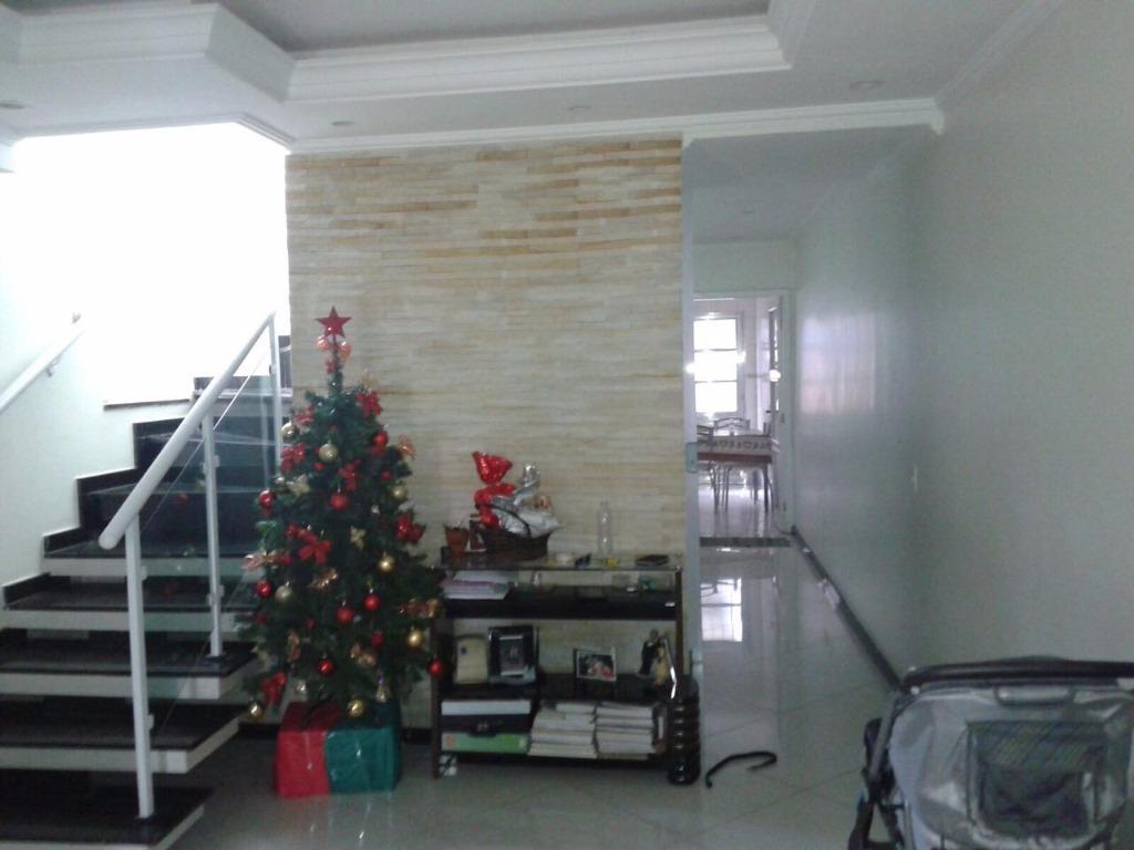 Casa 3 Dorm, Parque Continental I, Guarulhos (SO1464) - Foto 2