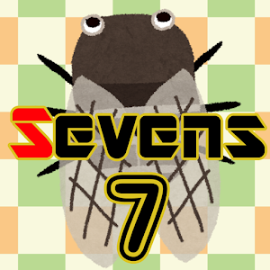 Insect Sevens (card game) APK