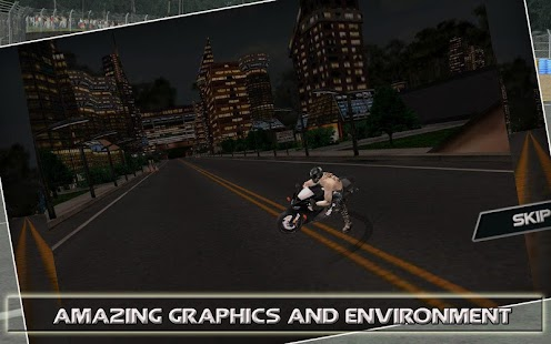 Racing Moto : Super Bike 3D - screenshot