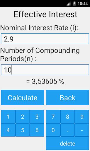 Business Calculator Pro - screenshot