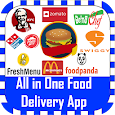 All in One Food Delivery App - Order Food Online
