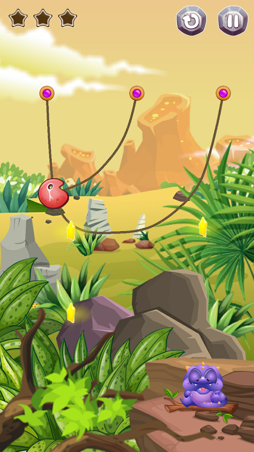 Hungry Dino Screenshot 3