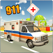 Download 911 Ambulance Simulator 3D APK on PC